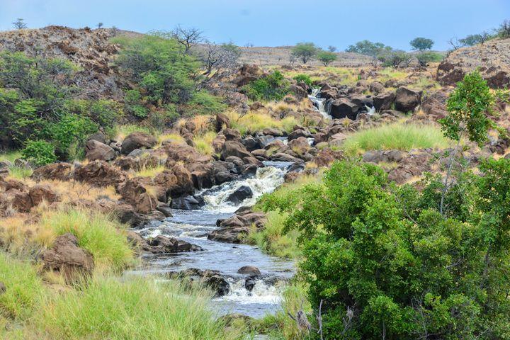 River Through the Desert - LCB Creative