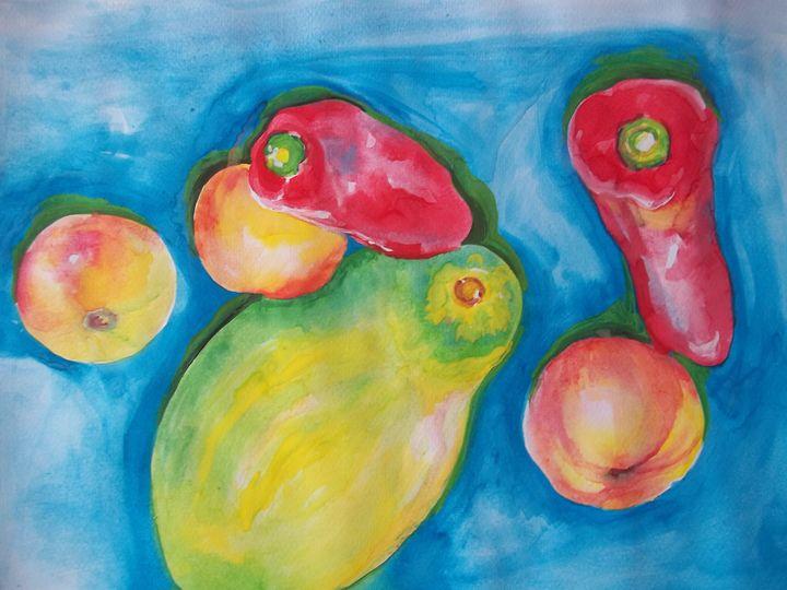 Tropical Fruit - Webpix