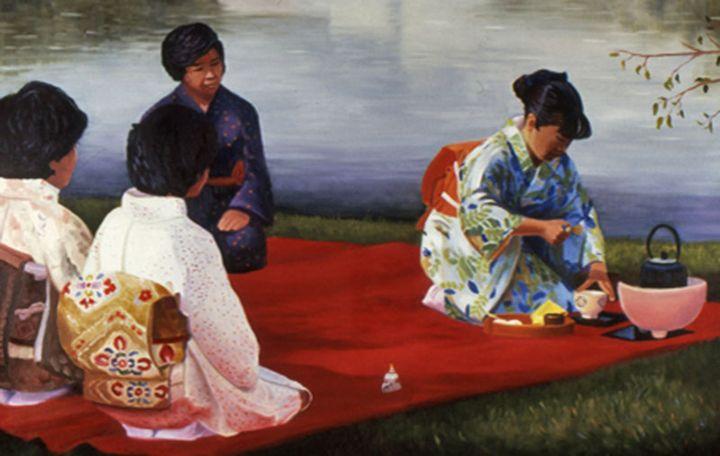 The Tea Ceremony - Philip Foss