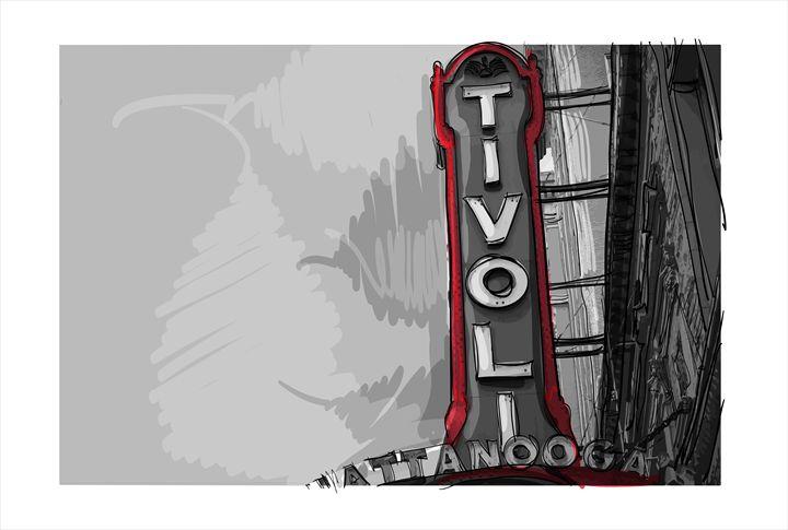 Tivoli Theater - Picnooga