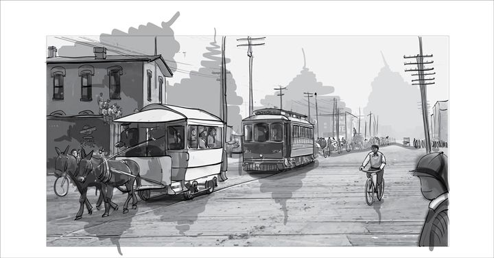 Main Street - Picnooga