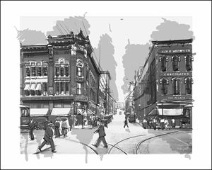 Seventh and Market Streets