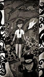 Alice (Black and White)