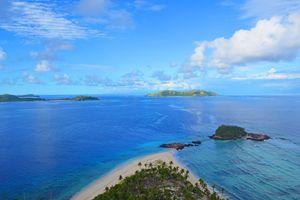 Fiji / Monuriki - Castaway