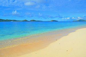 Fiji / Monuriki - Deserted