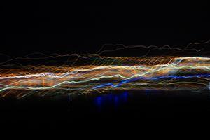 Spain / Ibiza - The Night Lights