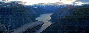 Norway / Odda - The Perfect Seat