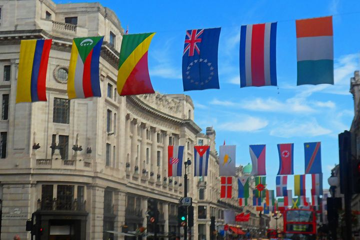 England / London - 2012 Olympics 3 - Wanderlust
