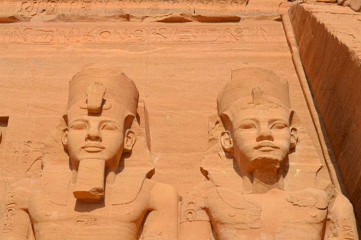 Egypt / Nubia - Abu Simbel - Wanderlust