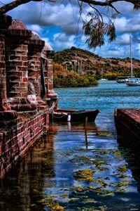 Nelson's dockyard Antiqua