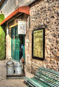 Moulin A Hule Des Barres France