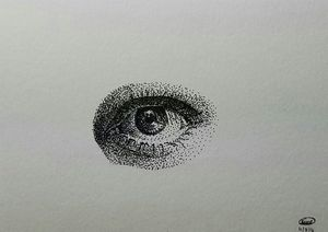 Scattered Vision
