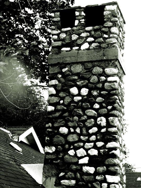 Stone Chimney - JGoodrell