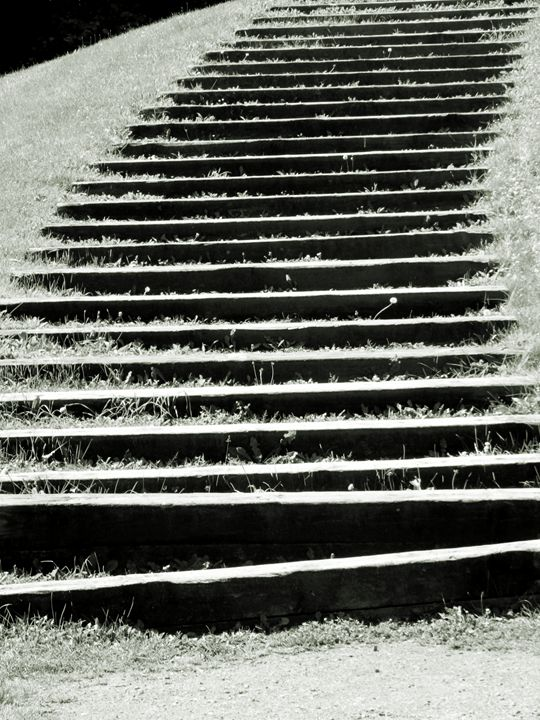 Steps to Nowhere - JGoodrell