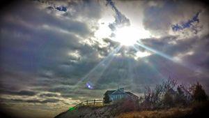 Cape Cod Sunburst