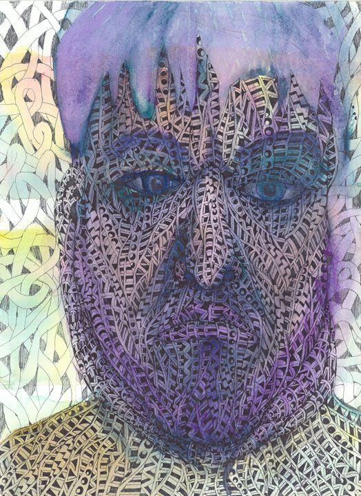 I disgust me - Ben Roback's Art