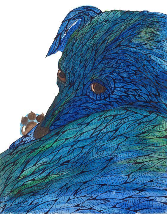 monchie - Ben Roback's Art