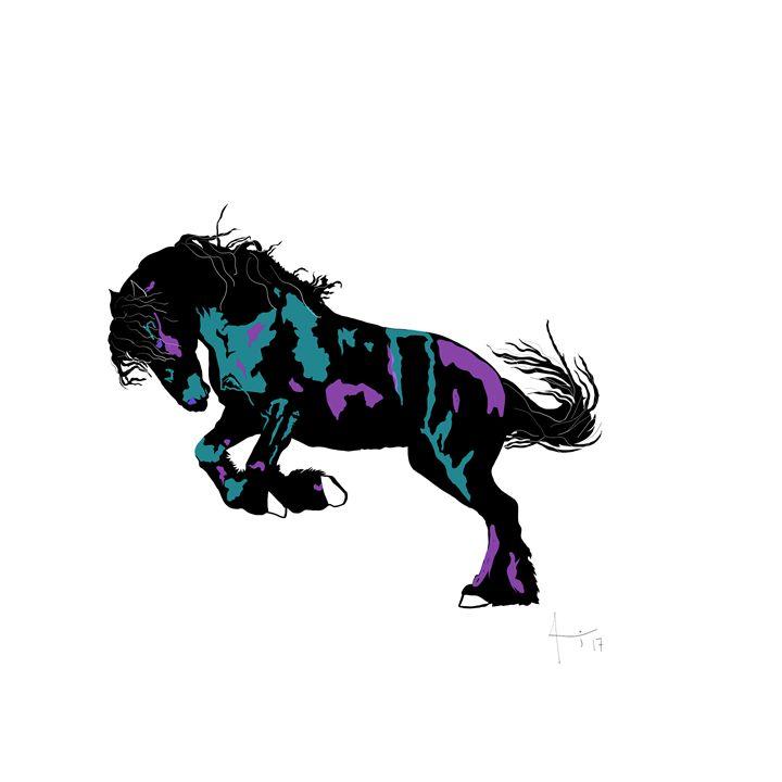 Black Horse - AcmeMadville