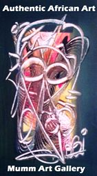 Authentic African Art - Direct from Africa - HighQ