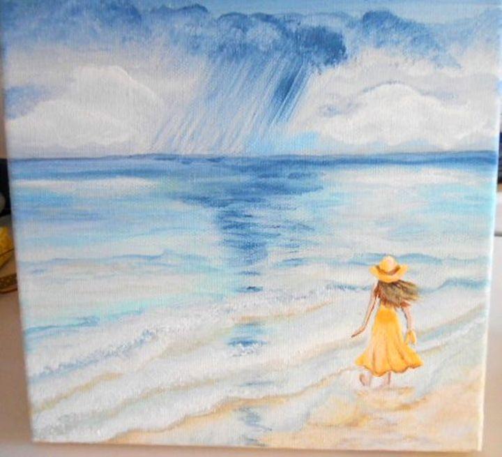 Stormy Sea - IGOT2BME