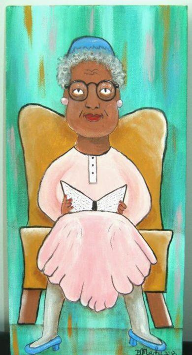Edna- #8 of Series - IGOT2BME