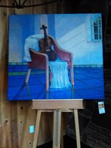 Music Corrie's Viola