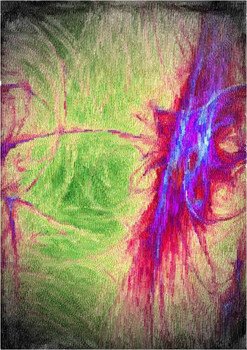 Abstract 1 - Rogers Art Shop