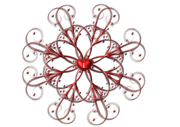 Flourish with Heart 5 - Rogers Art Shop