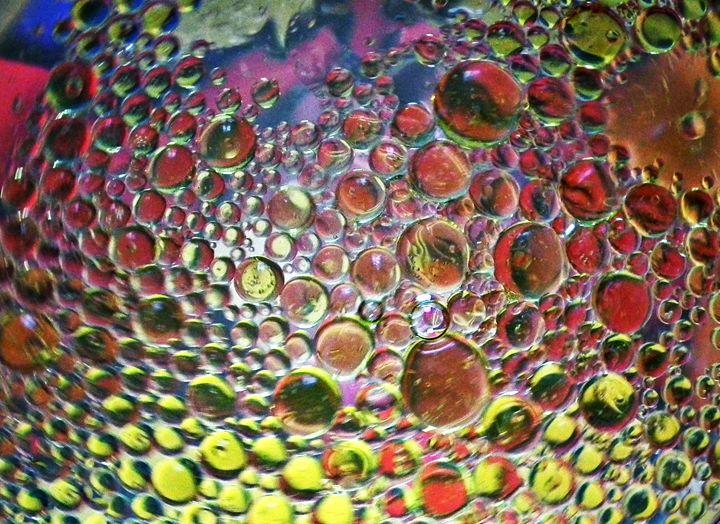 Multi Coloured 2 - Rogers Art Shop
