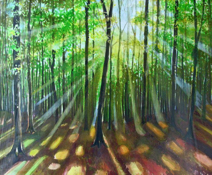 forest - ArtDecorStudio