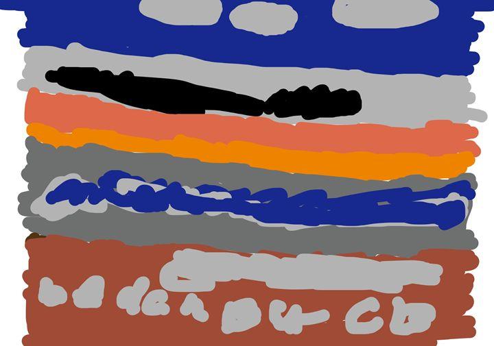Beach - Charltons art