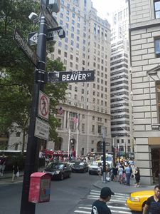 Beaver and Broadway