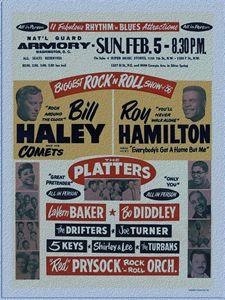 Rock an Roll Bill Hayley