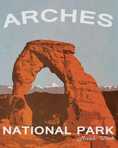 Nation Park Moab Utah