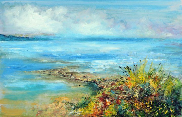 Florida Shore - Philip Lodwick Wilkinson