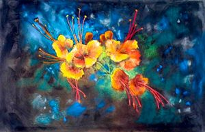 Azaleas - Philip Lodwick Wilkinson