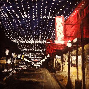 Lights Over Dauphin Street