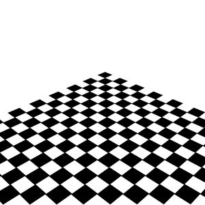 Perspective tiles