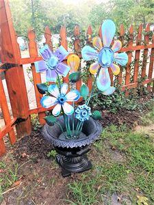 Metart Art Flower Garden Decor