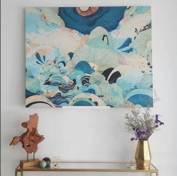 Murakami - Artisan Artworks Malaysia