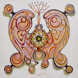 imperial butterfly (original sold). - federico cortese