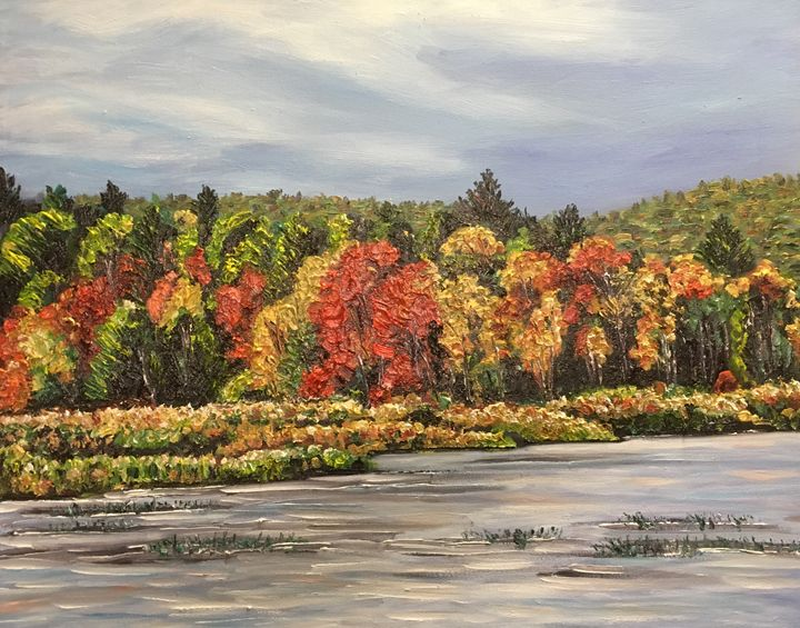Autumn Colors - Richard Nowak Fine Art