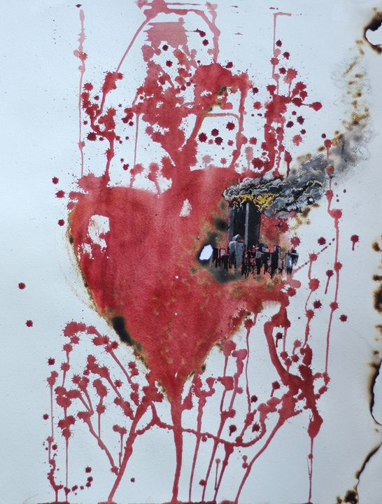 Rebirth - Art Is Pain Gallery