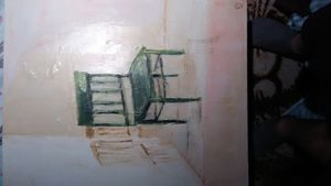 The green chair 2004