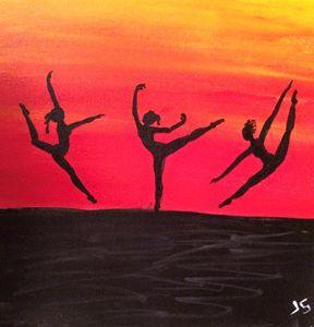 Dancing at Sundown