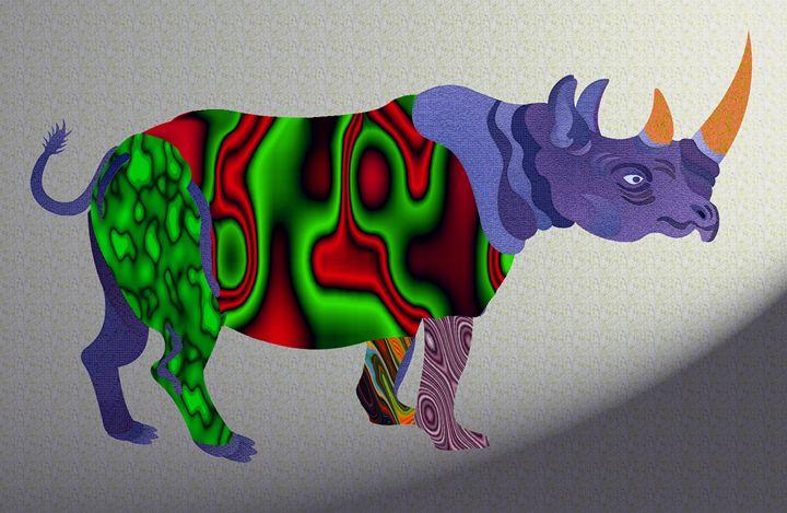 Rhino - DICK GAGE