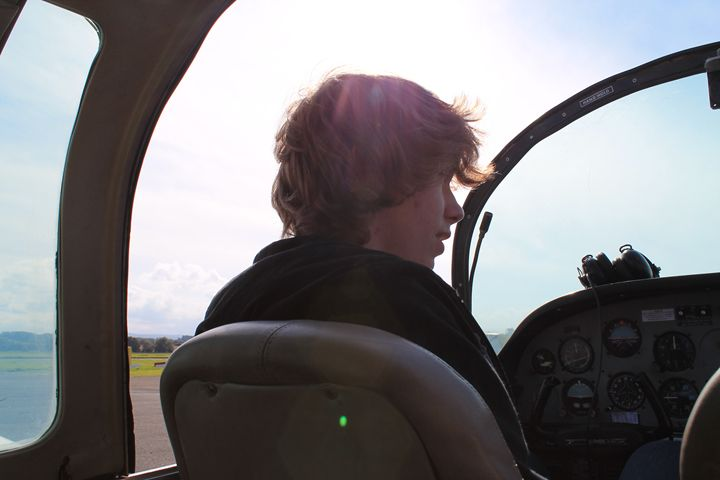 Flying - Eilidh Campbell