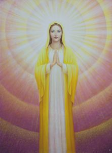 Light of Mother Mary