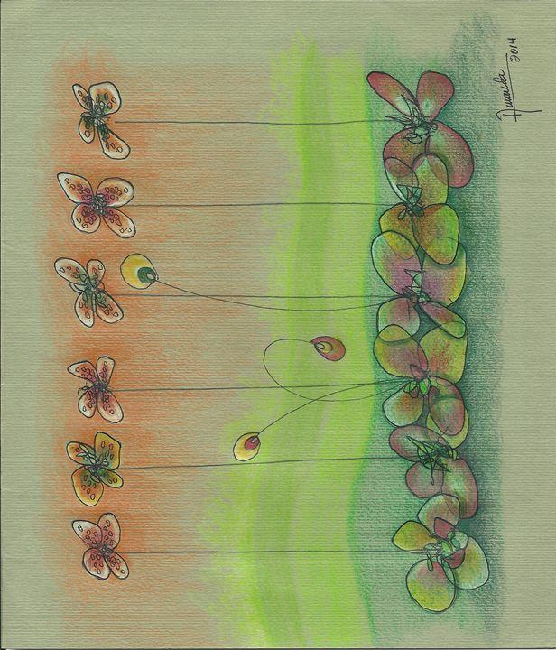 Drawing 13 - Amanda Mata