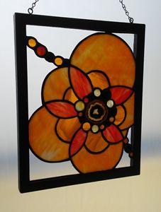 Agate Flower Power